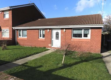 Thumbnail 3 bedroom semi-detached bungalow for sale in Houlston Road, Kirkby, Liverpool