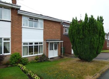 Thumbnail 3 bed semi-detached house for sale in Woodridge Road, Halesowen, West Midlands