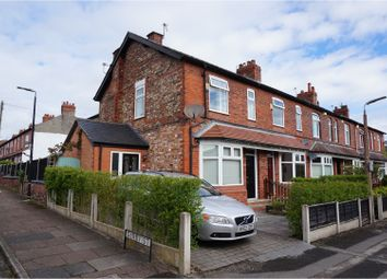 Thumbnail 3 bedroom end terrace house to rent in Grosvenor Road, Altrincham