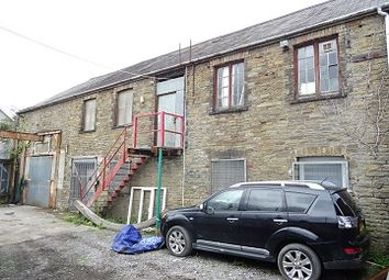 Thumbnail Warehouse for sale in Off Hebron Road, Clydach, Swansea