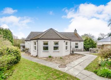 Thumbnail 4 bed detached bungalow for sale in Brucefield, Dunfermline