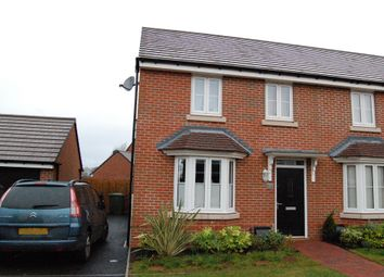 Thumbnail 3 bed end terrace house for sale in St Peters Field, Withington, Hereford
