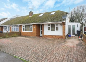 Thumbnail 3 bed semi-detached bungalow for sale in Northwood Road, Broadstairs