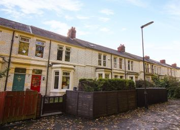 Thumbnail 3 bed terraced house for sale in Percy Avenue, Whitley Bay