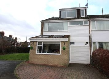 Thumbnail 4 bed property for sale in Wheatfield Close, Ovingham, Prudhoe