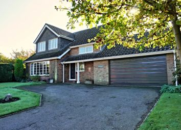 Thumbnail 3 bed detached house for sale in Mill Lane, Tetford
