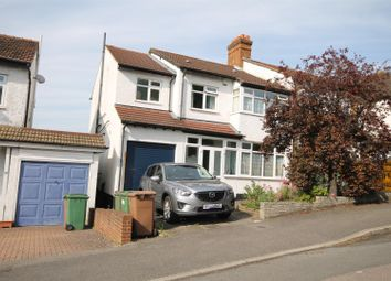 Thumbnail 4 bedroom semi-detached house for sale in Wales Avenue, Carshalton