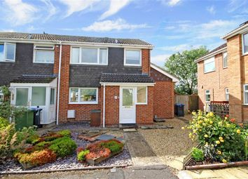 Thumbnail 3 bed end terrace house for sale in Sheridan Drive, Royal Wootton Bassett, Swindon
