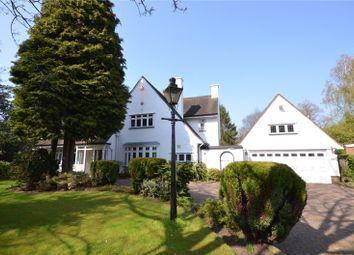 Thumbnail 5 bed detached house for sale in Menlove Avenue, Calderstones, Liverpool