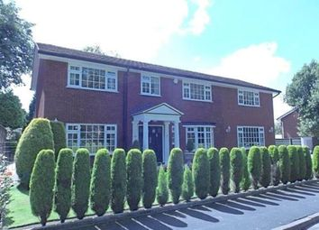 Thumbnail 5 bed detached house for sale in Turnberry Road, Heald Green, Cheadle, Cheshire