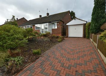 Thumbnail 2 bed semi-detached bungalow for sale in Lily Hill Street, Whitefield, Manchester