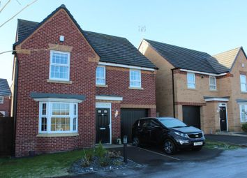 Thumbnail 4 bed detached house for sale in Jones Way, Kingsway, Rochdale