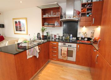 Thumbnail 2 bedroom flat for sale in Armouries Way, Hunslet, Leeds
