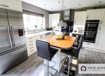 Thumbnail 4 bed detached house for sale in Pickwick Drive, Blundeston, Lowestoft