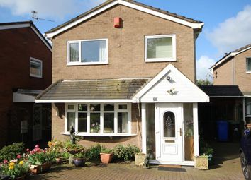 3 bed detached house for sale in Lowell Drive, Longton, Stoke-On-Trent ST3