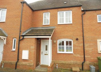 Thumbnail 2 bed terraced house for sale in Bayston Court, Peterborough