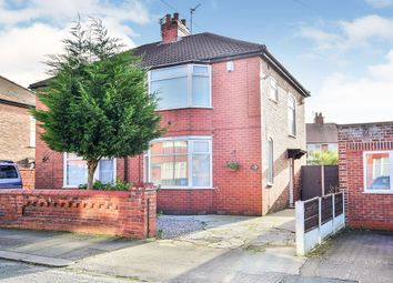Thumbnail 2 bedroom semi-detached house for sale in Stuart Road, Stretford, Manchester, Greater Manchester