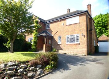 Thumbnail 4 bed detached house for sale in Western Road, Chandlers Ford, Eastleigh