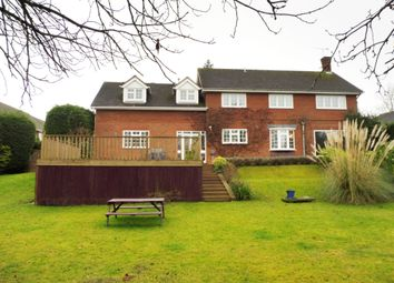 Thumbnail 5 bedroom detached house for sale in St Marys Close, Wavendon, Milton Keynes