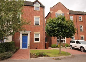 Thumbnail 4 bed semi-detached house to rent in The Steeplechase, Uttoxeter