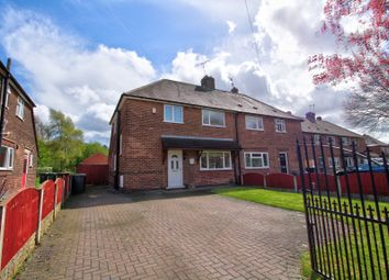 Thumbnail 3 bed semi-detached house for sale in Derbyshire Avenue, Trowell, Nottingham