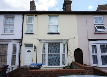 Thumbnail 3 bedroom terraced house for sale in Hampton Road, Ipswich
