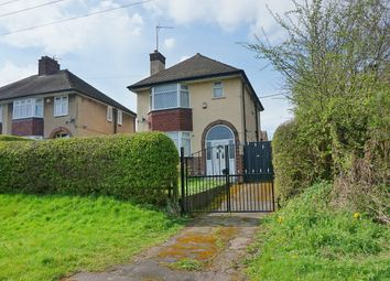 Thumbnail 3 bed detached house for sale in Rotherham Road, Halfway, Sheffield