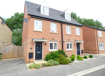 Thumbnail 3 bed semi-detached house to rent in Blenheim Way, Castleford
