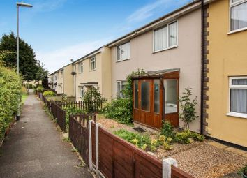 Thumbnail 3 bedroom terraced house for sale in Thongsley, Huntingdon