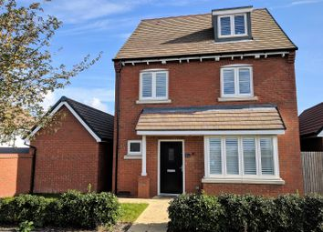 Thumbnail 4 bed detached house for sale in Trinity Close, Trinity Lane, Wareham