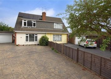 Thumbnail 3 bed semi-detached house for sale in Yeovil Road, South Farnborough, Hampshire