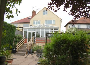 Thumbnail 4 bed semi-detached house for sale in Tixall Road, Stafford