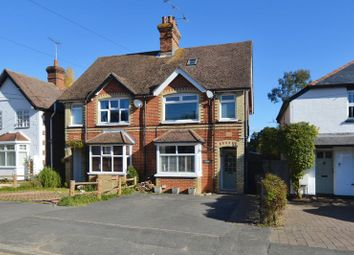 Thumbnail 4 bedroom semi-detached house for sale in Woodside Road, Chiddingfold, Godalming