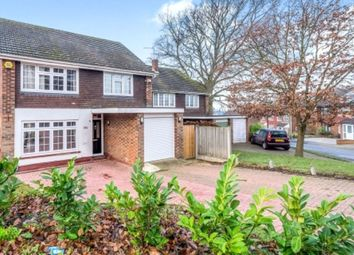 Thumbnail 4 bed detached house for sale in Lords Wood Lane, Chatham
