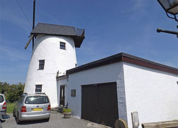 Thumbnail 3 bed detached house for sale in Pentrefelin, Pentrefelin, Amlwch, Anglesey