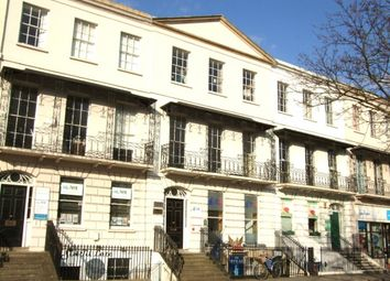 Thumbnail Studio to rent in Crescent Terrace, Cheltenham
