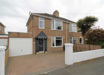 Thumbnail 3 bed semi-detached house for sale in Lucas Lane, Plympton