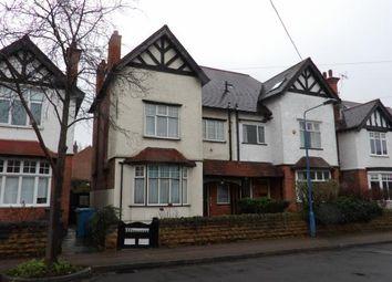 Thumbnail 4 bed semi-detached house for sale in Ella Road, West Bridgford, Nottingham