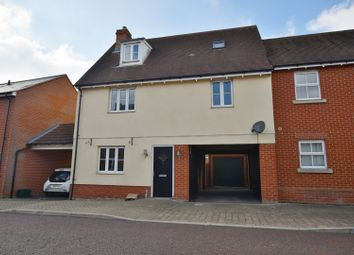Thumbnail 3 bed link-detached house for sale in Agnes Silverside Close, Colchester