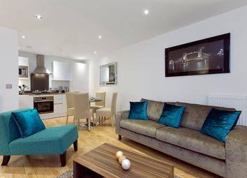 Thumbnail 1 bedroom flat for sale in Marine Wharf East, Plough Way, Surrey Quays, London