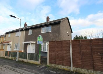 Thumbnail 3 bed end terrace house for sale in Lime Tree Avenue, Armthorpe, Doncaster
