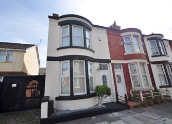 Thumbnail 2 bed end terrace house for sale in Greencroft Road, Wallasey