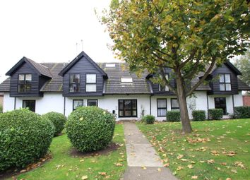 Thumbnail 3 bed flat for sale in Postern Green, Enfield