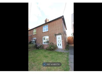 Thumbnail 3 bed semi-detached house to rent in Cambridge Villas, Godmanchester, Huntingdon