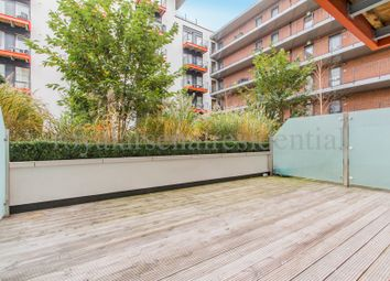 Thumbnail 1 bed flat to rent in Warehouse Court, No.1 Street, Royal Arsenal