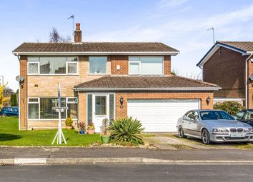 Thumbnail 4 bed detached house for sale in Gleneagles Road, Heald Green, Cheadle
