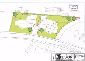 Thumbnail Land for sale in Church Road, Lisburn