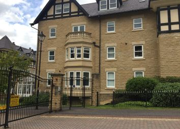 Thumbnail 2 bed flat to rent in Mansfield Court, Harrogate