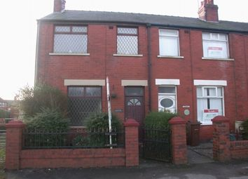 Thumbnail 3 bed end terrace house for sale in Derby Road, Wesham, Preston