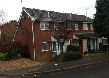Thumbnail 1 bedroom end terrace house to rent in Old Hall Close, Amblecote